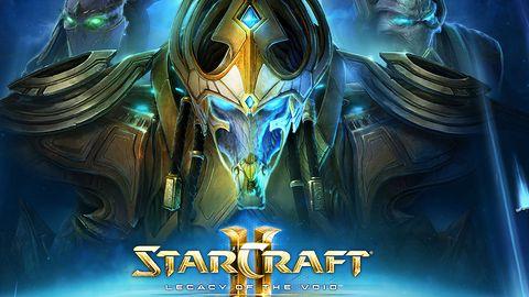 Rusza przedsprzedaż StarCraft II: Legacy of the Void