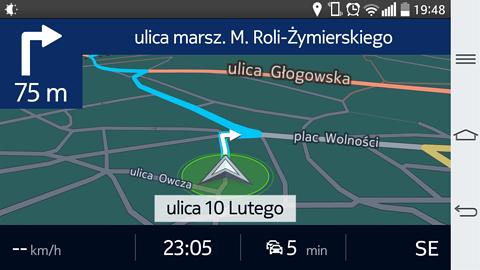 Nawigacja HERE pozwoli na udostępnianie zaplanowanej trasy