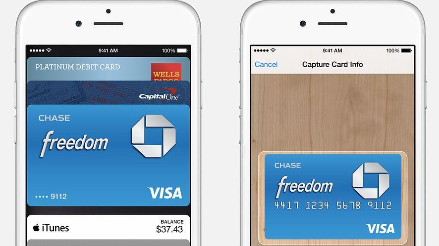 Jedno dotknięcie wystarczy, czyli płatności Apple Pay