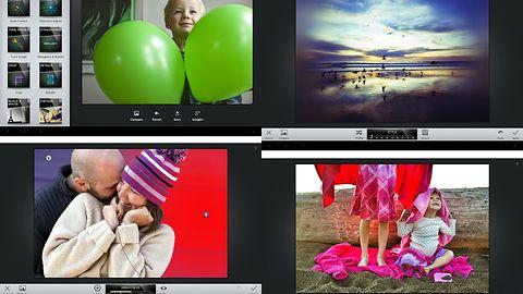 Jest Snapseed dla Androida