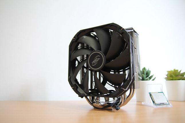 AS500 w pełnej okazałości. Jest to prosta i solidna konstrukcja.