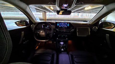 Nowy Citroen C4: Wybrane elementy wyposażenia z zakresu technologii