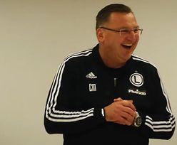 Mistrzowska riposta Artura Boruca w szatni Legii. Rozbawił trenera i kolegów