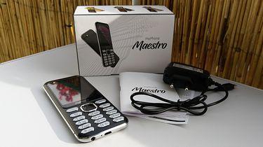 myPhone Maestro — recenzja nietuzinkowego telefonu z klawiszami!