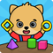 Gry dla maluchów w wieku 2-5 lat icon