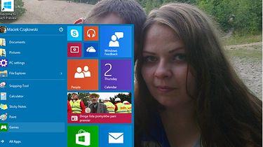 Windows 10 — a co to jest? - Menu Start w odświeżonej wersji