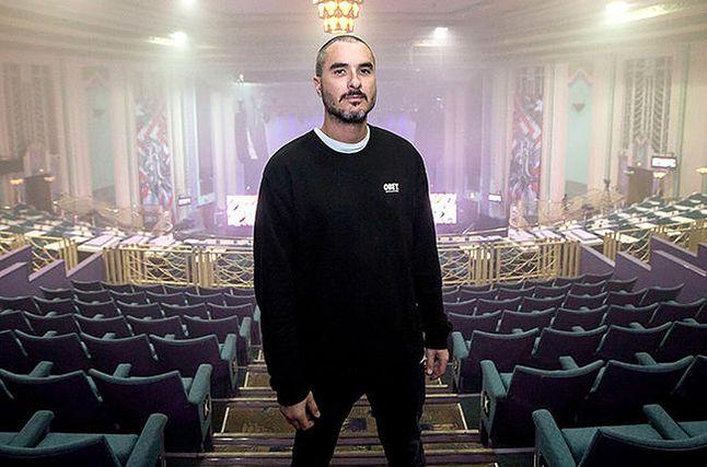 Zane Lowe, jeden z DJ-ów Beats 1. Źródło: Billboard.com