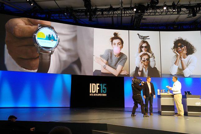 Modne smartzegarki Fossil napędzane Intelem i Androidem Wear