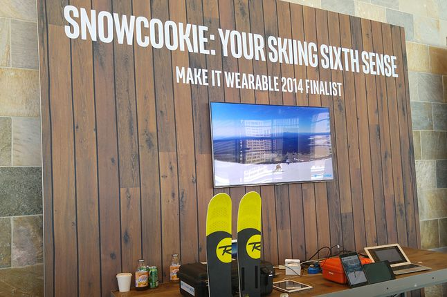 Jak ktoś nie lubi rowerów, to może narty? SnowCookie to analiza ruchu narciarza prosto z Polski