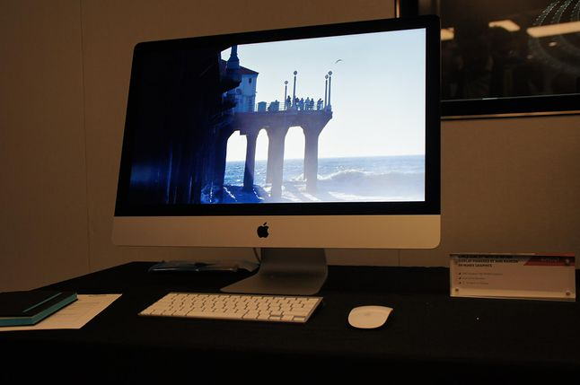 Nowy iMac 5K, czyli więcej niż UltraHD dzięki GPU od AMD