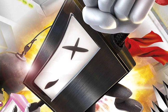 Z grą Cubic Ninja każdy 3DS stanie otworem