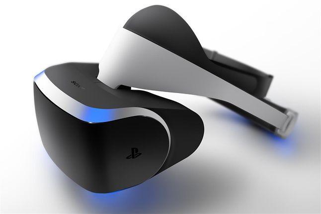 Project Morpheus Sony