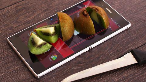 Xperia Z Ultra — jak tabliczka czekolady, jak deska do krojenia