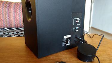 Głośniki Logitech z533 w standardzie 2.1. Tyle wystarczy by dobrze pograć!