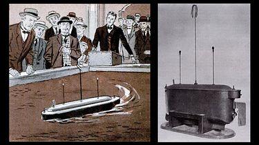 Radio — od zdalnie sterowanej łodzi do transatlantyckiego telegrafu bez drutu