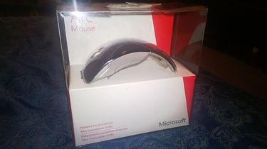 Microsoft Arc Mouse - dziwna recenzja + dziwny wstęp