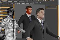 Proste i darmowe modelowanie postaci w 3D przy użyciu MakeHuman i bvhacker