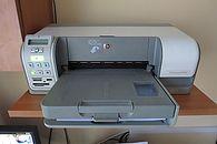 Naprawa drukarki atramentowej HP D5160 — czy leci z nami sprzęgło? - HP Photosmart D5160