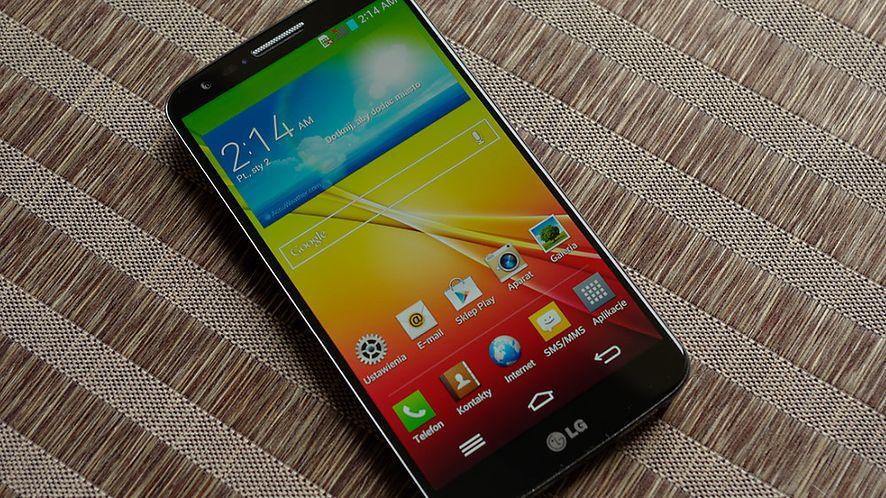 LG G2 — Smartfon magiczny