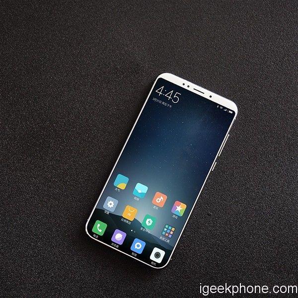 Zbyt piękny by być Xiaomi Mi6?