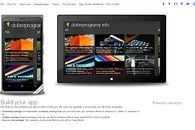 """""""dobreprogramy info"""" na Windows Phone 8.0/8.1 i Windows 8.1, czyli jak """"wyklikać"""" własną aplikację w AppStudio"""