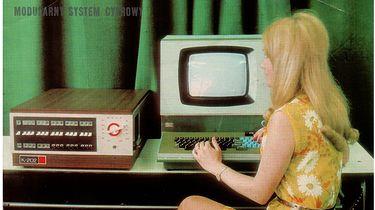 K-202 mityczny komputer Karpińskiego — część 2 - Folder reklamowy K-202