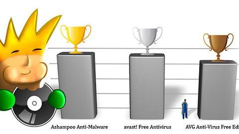 Test bezpłatnych programów antywirusowych 2012