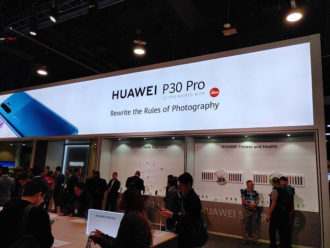 Huawei po raz kolejny wystawia się z telefonem, którego premierę miał na początku 2019