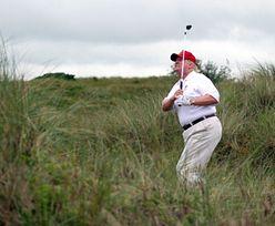 Trumpowi grozi eksmisja z własnej posiadłości