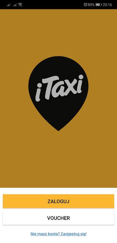 Nowa wersja aplikacji iTaxi.