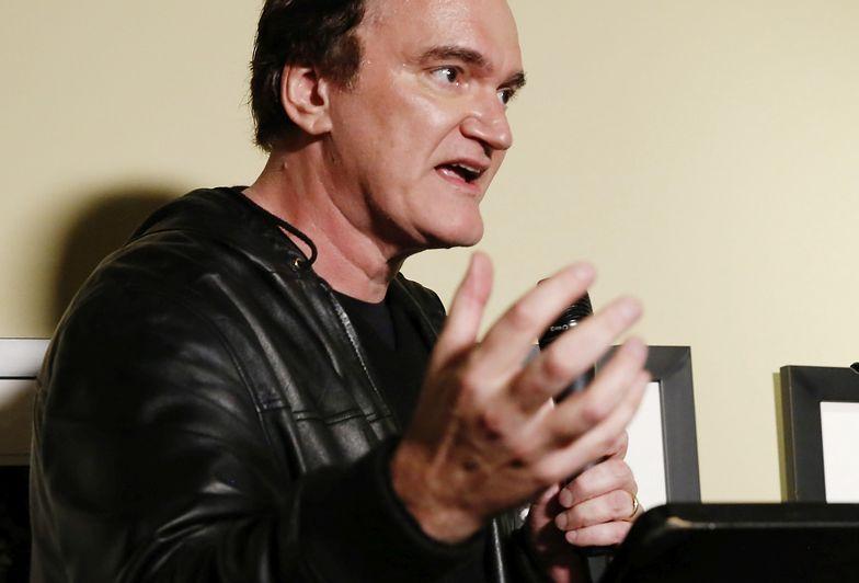Mama Quentina Tarantino przerywa milczenie. Komentuje przykre słowa syna