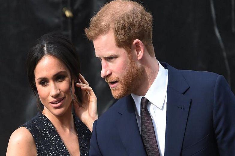 Kłótnia rodzinna Windsorów. Meghan Markle rozmawiała z Królową