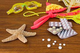 Po jakich lekach nie można się opalać?
