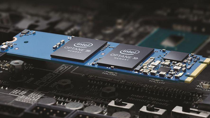 Przyśpieszamy dysk HDD z pamięcią Intel Optane Memory