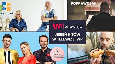 Jesień hitów w Telewizji WP
