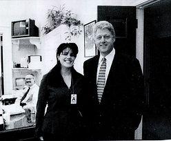Monika Lewinsky po latach skomentowała romans z Clintonem. Oniemieli