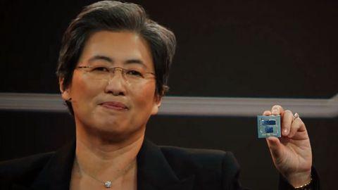 AMD pokazuje rewolucyjną technologię. Procesory będą dużo szybsze