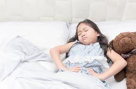 Gorączka i ból brzucha u dziecka