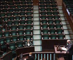Zdjęcie z Sejmu wywołało burzę. Internauci oburzeni