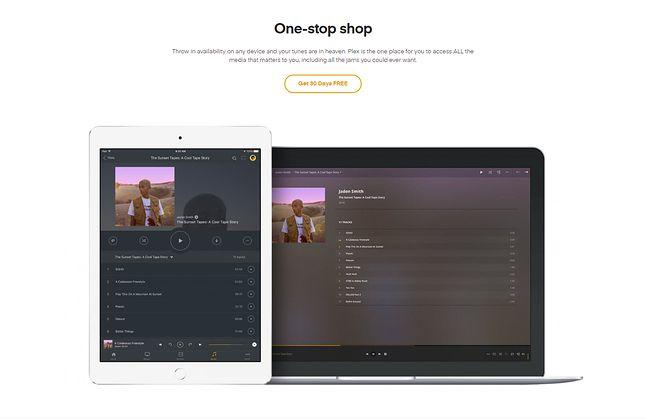 Muzyka z TIDAL-a jest teraz dostępna w aplikacjach Plex.