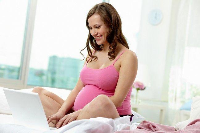 Przebywanie w pobliżu komputerów niekorzystnie działa na płód?