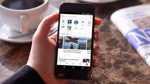 Nowa Opera na Androida: agregator wiadomości i odświeżony wygląd