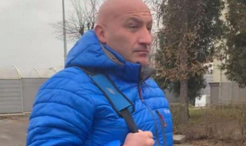 Marcin Najman nie zwalnia. Była niebieska kurtka, teraz czas na to!