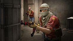 Halo, policja? Proszę przyjechać na Counter Strike'a. Rosyjska babcia kontra CS:GO