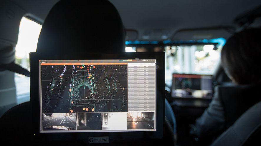 Dane z sensorów LiDAR są podstawą autonomicznych pojazdów od lat, fot. Getty Images