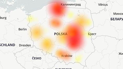 Internet Vectra nie działa. Awaria w Warszawie, Krakowie, Gdańsku i nie tylko (aktualizacja)
