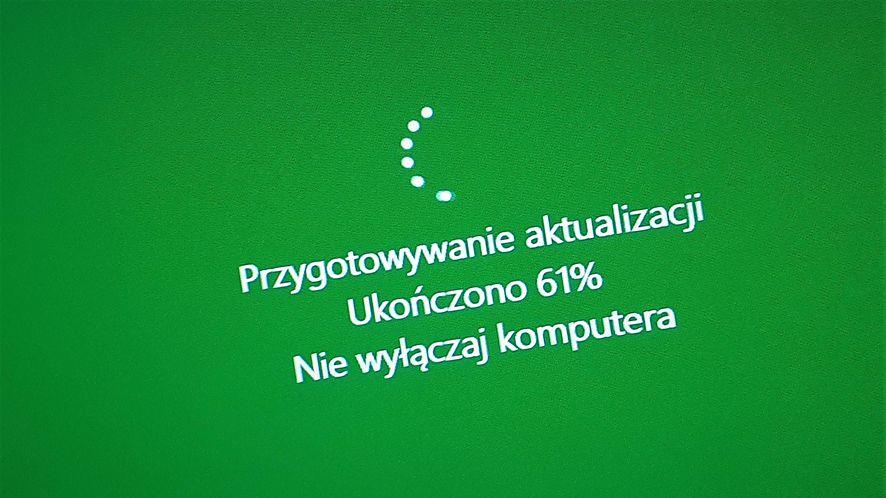 Microsoft bada sprawę wadliwej aktualizacji, fot. Oskar Ziomek
