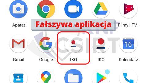 PKO BP. Uważaj na fałszywą aplikację IKO, bo stracisz dostęp do konta