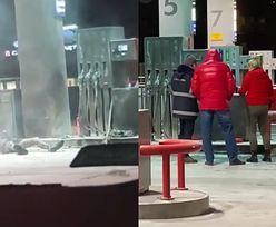 Gdańsk. Mężczyzna podpalił się na Orlenie. Na jaw wyszły szokujące fakty