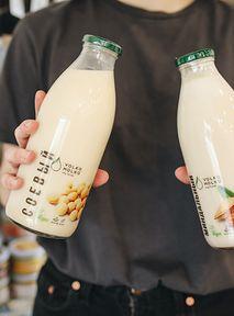 Mleko najlepsze dla środowiska